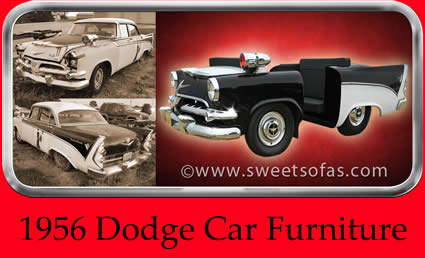 1956 Dodge Automotive Furniture