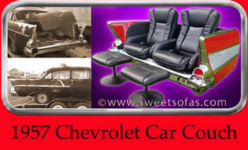 Car Furniture - 1957 Chevy