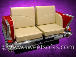 1957 Chevrolet Car Chairs