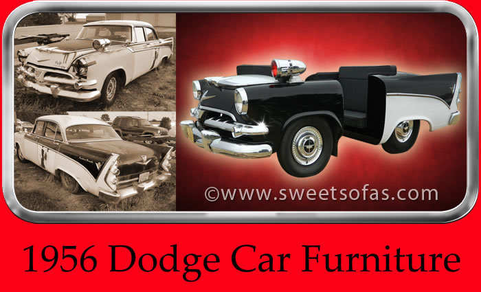 If You Are Outfitting A 1956 Dodge Automotive Furniture