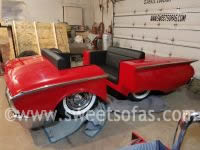 1960 Ford Full Car Diner Booth