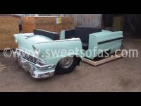 56 Ford Full Car Booth