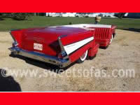 57 Chevy Custom Full Car Booth
