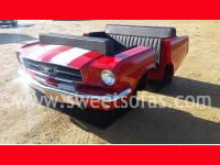 65 Ford Mustang Full Car Booth