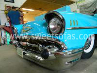 1957 Chevrolet Car Booth