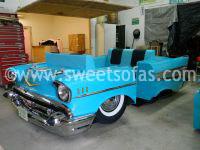 1957 Chevrolet Car Booth