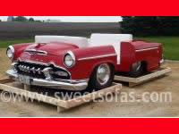 Diner Decor | 1955 Desoto Car Diner Booth