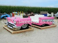 1957 Chevrolet Full Car Booth