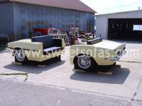 1969 Camaro Full Car Booth