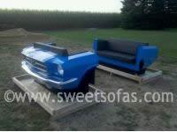 65 Mustang Full Car Booth