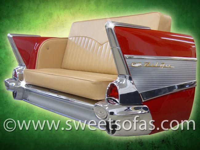Merveilleux Sweet Sofas