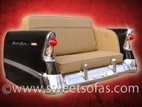 1956 Chevy Rear Sofa