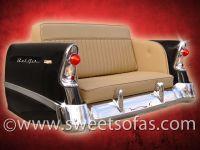 1956 Chevy Rear Sofa