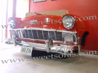 56 Chevrolet Front End Couch