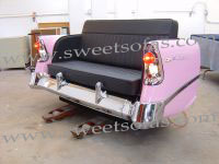1956 Chevrolet Rear Car Couch