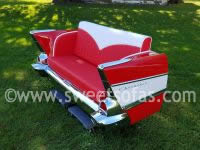 1957 Chevrolet Car Parts Couch