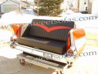 1957 Chevy Bel Air Sofa