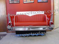 1957 Chevrolet 210 Rear Sofa