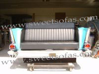 1957 Chevrolet Bel Air Car Sofa