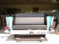 1957 Chevrolet Bel Air Car Sofa
