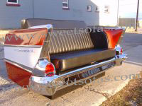 1957 Chevy Bel Air Sofa