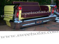 1958 Oldsmobile Rear Sofa
