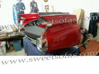 1959 Cadillac Rear Sofa