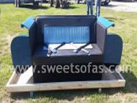50's Chevrolet Rear Truck Couch