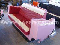 1951 Cadillac Rear Reverse Sofa