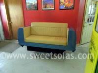 55 Chevrolet Rear Sofa