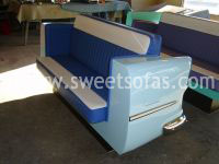 1955 Chevy Rear Reverse Car Sofa
