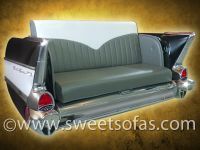 Car Furniture | 57 Chevy Bel Air Sofa