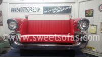 57 Chevrolet Front Sofa