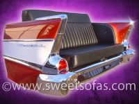 57 Chevy Bel Air Sofa