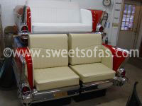 57 Chevy Rear Chairs