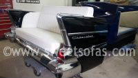 57 Chevy 210 Sofa