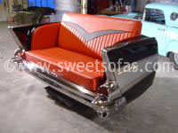 Chevrolet Classic Car Furniture | Swee Sofas
