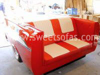 1957 Chevy Car Couch/Display