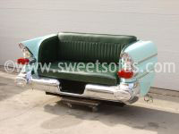 1957 Pontiac Rear Sofa