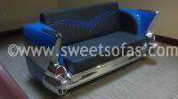 57 Chevrolet Bel Air Rear Sofa