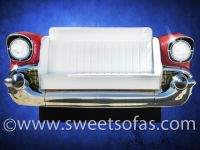 Car Furniture | 57 Chevrolet Front End Couch