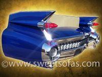 Car Furniture | 59 Cadillac Rear Reverse Sofa