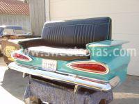 1959 Impala Rear Sofa