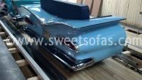 59 Chevy Impala Rear Reverse Sofa