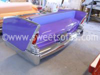 1960 Plymouth Car Couch