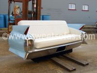 1961 Cadillac Car Couch