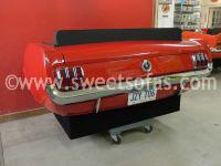 65 Mustang Rear Reverse Sofa