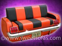 Car Furniture | 65 Mustang Rear Sofa