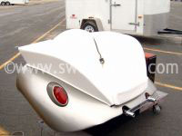 1967 VW Beetle Rear Reverse Sofa