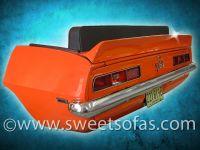 Car Furniture | 69 Camaro Z28 Rear Sofa
